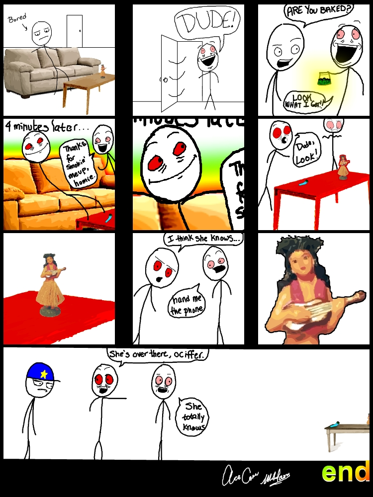 Stoner Comic 2