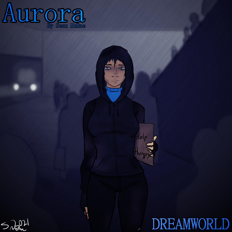 Aurora Comic Cover