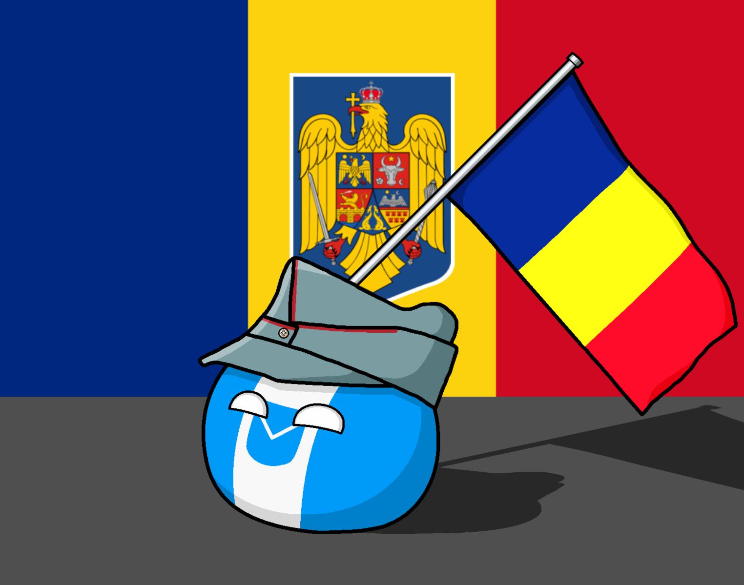 Patriotic VladlandBall