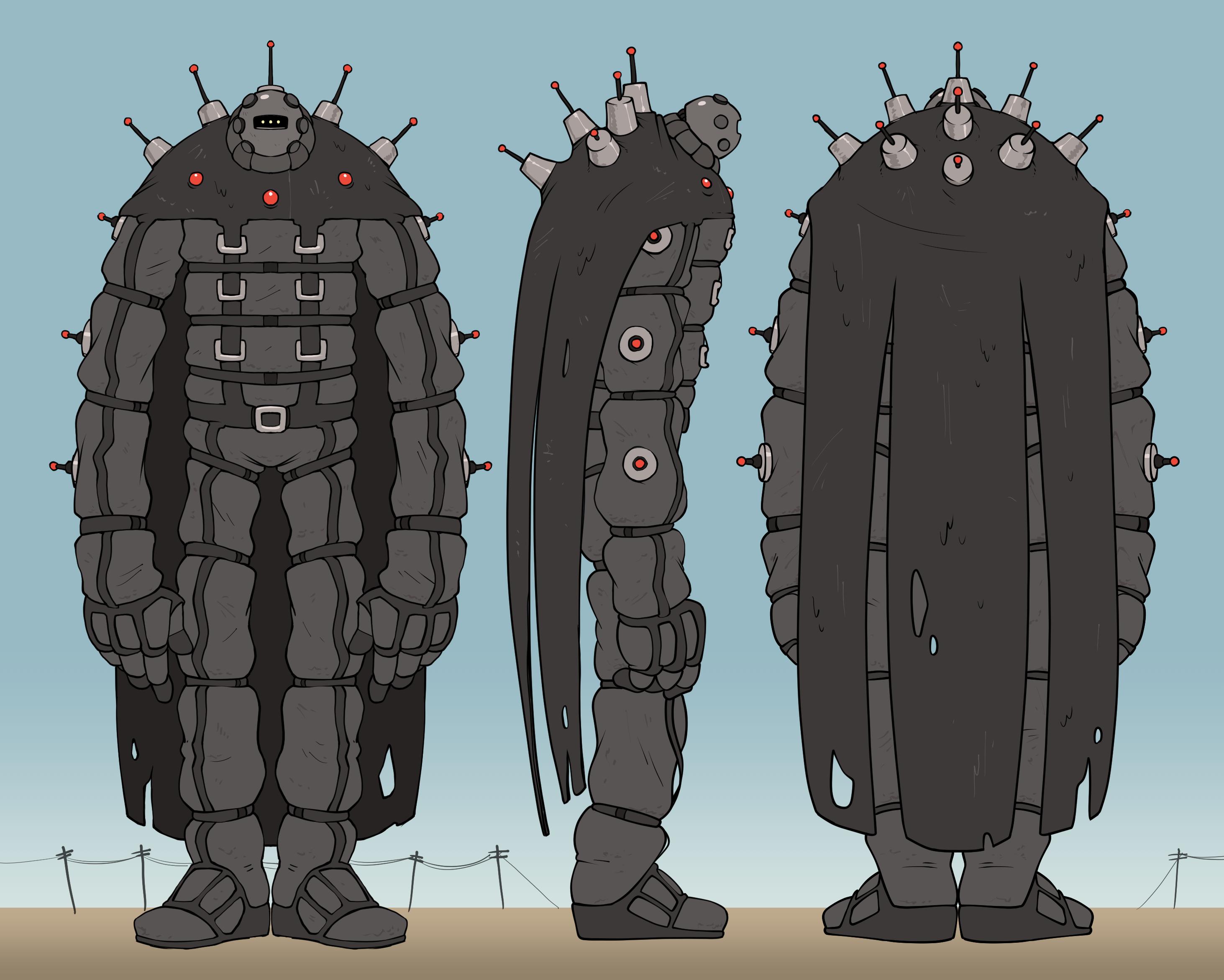 Bleak design (oc)