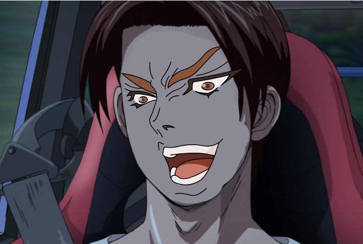 You thought it was Takumi, but it was me, DIO!