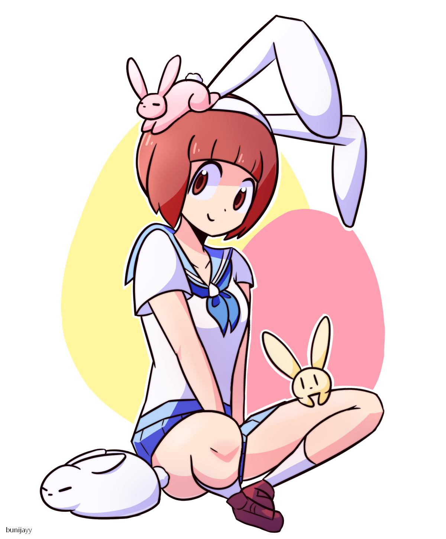 Bunny Mako!!