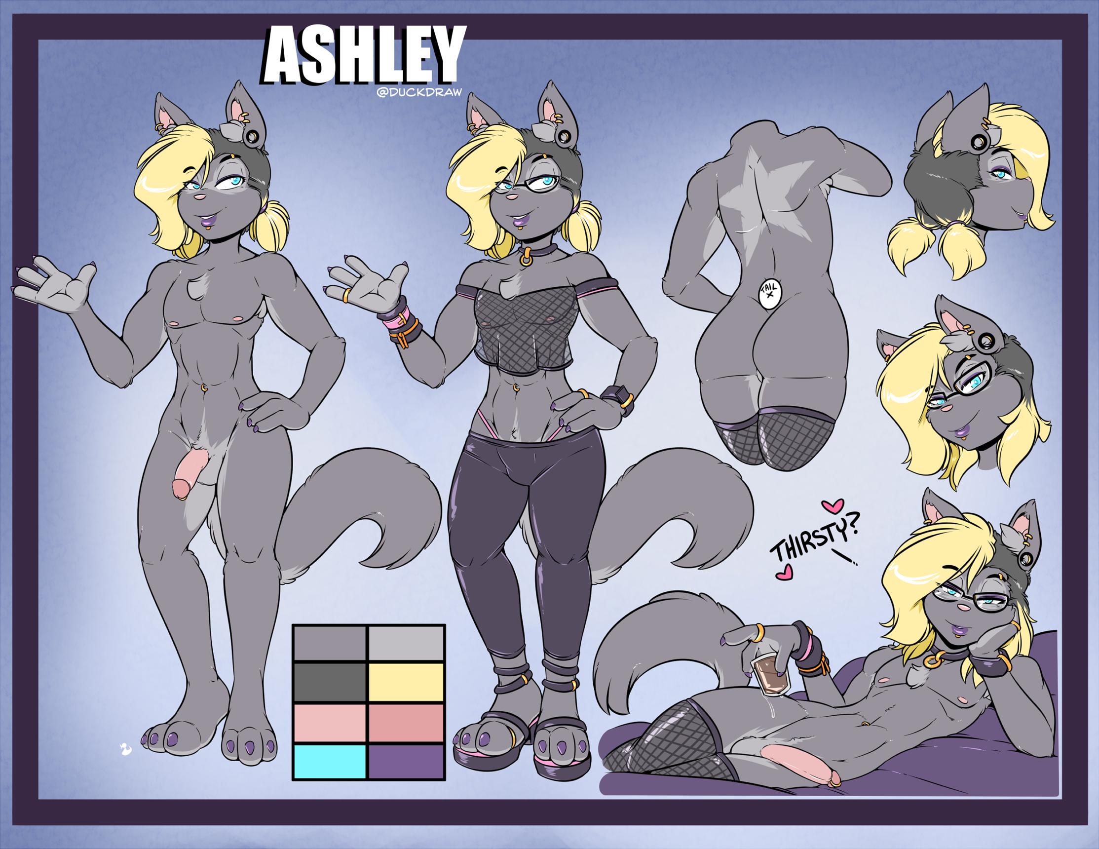 Reference - Ashley