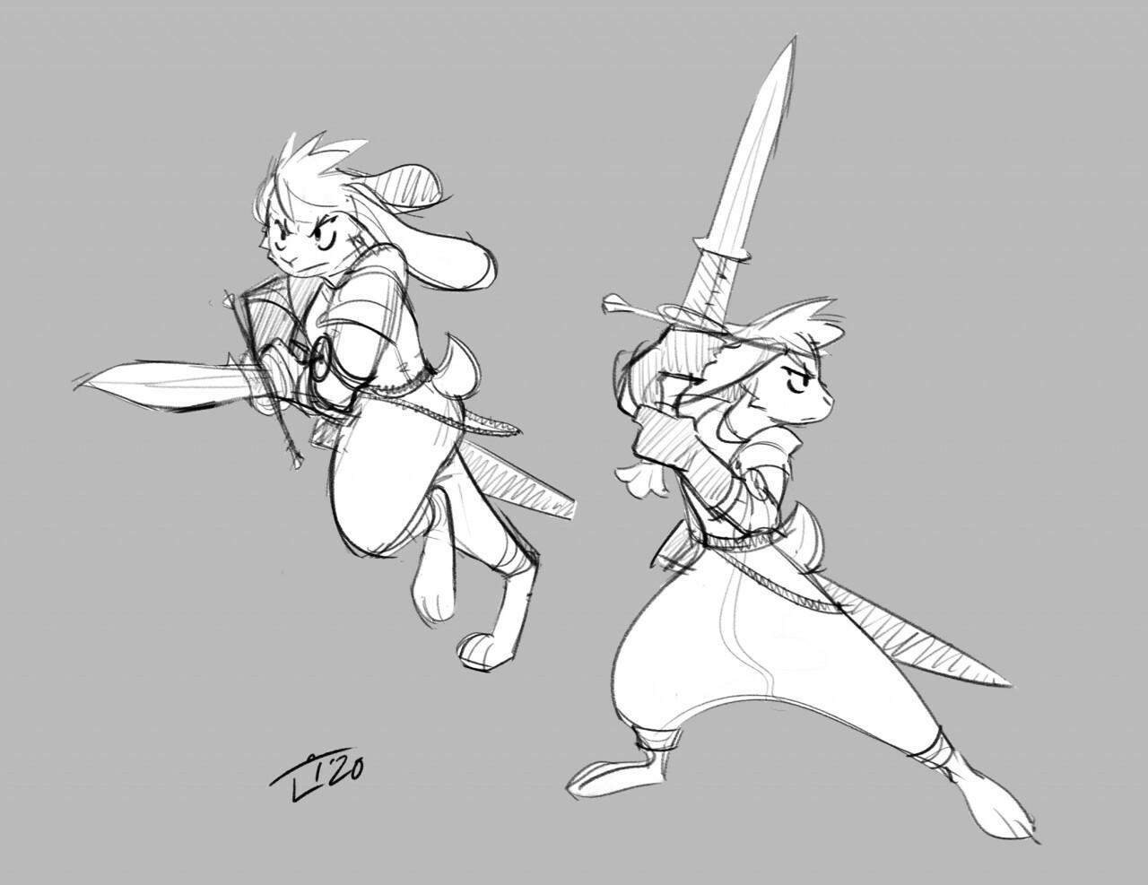 bunny merc