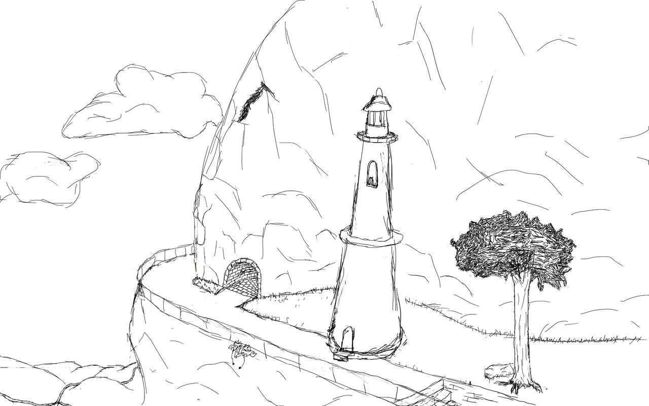 Mountain City - Lighthouse