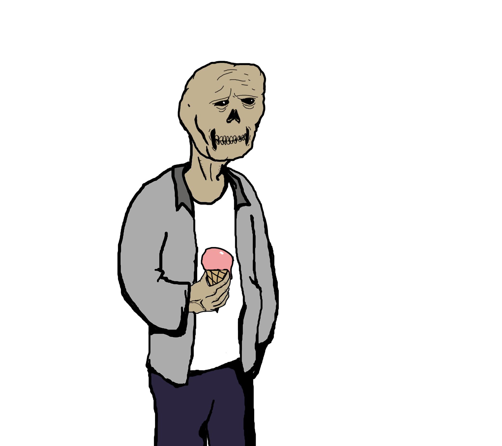 Ice Cream dude