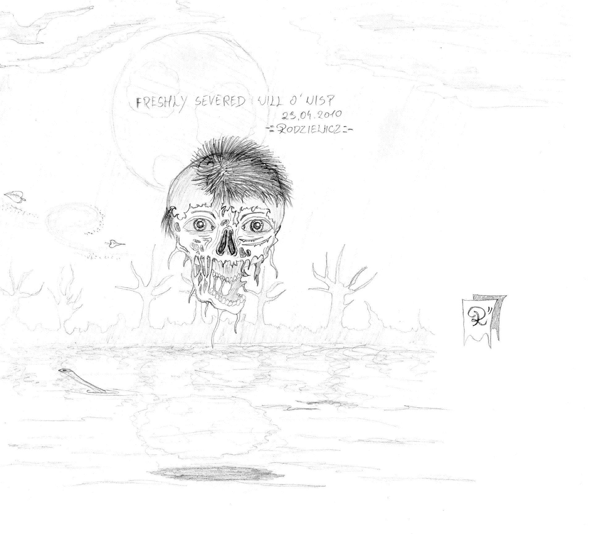 Sewered Head