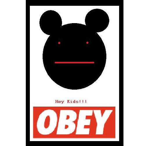OBEY MICKEY