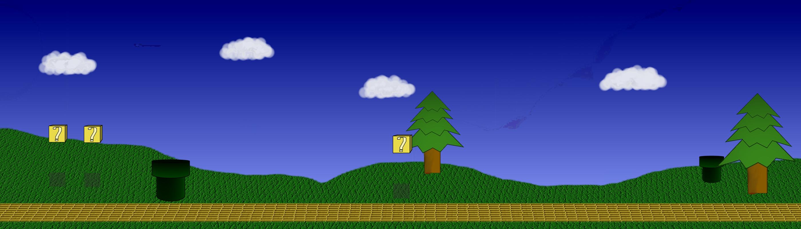 Mushroom Kingdom 01