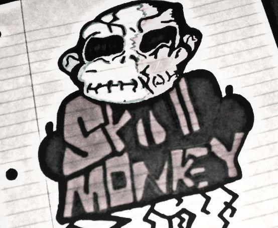Skull Monkey
