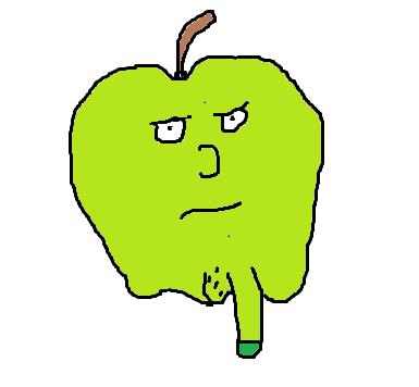 apple w/ a lil dicky