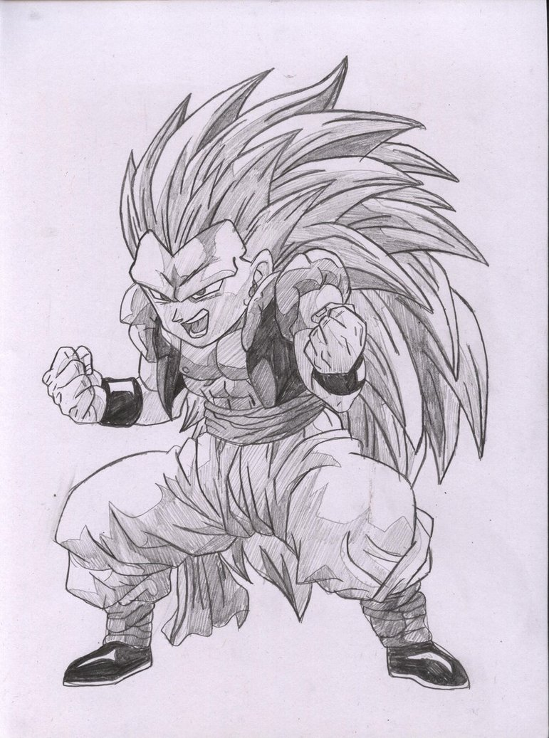 DragonBall Z - Gotenks