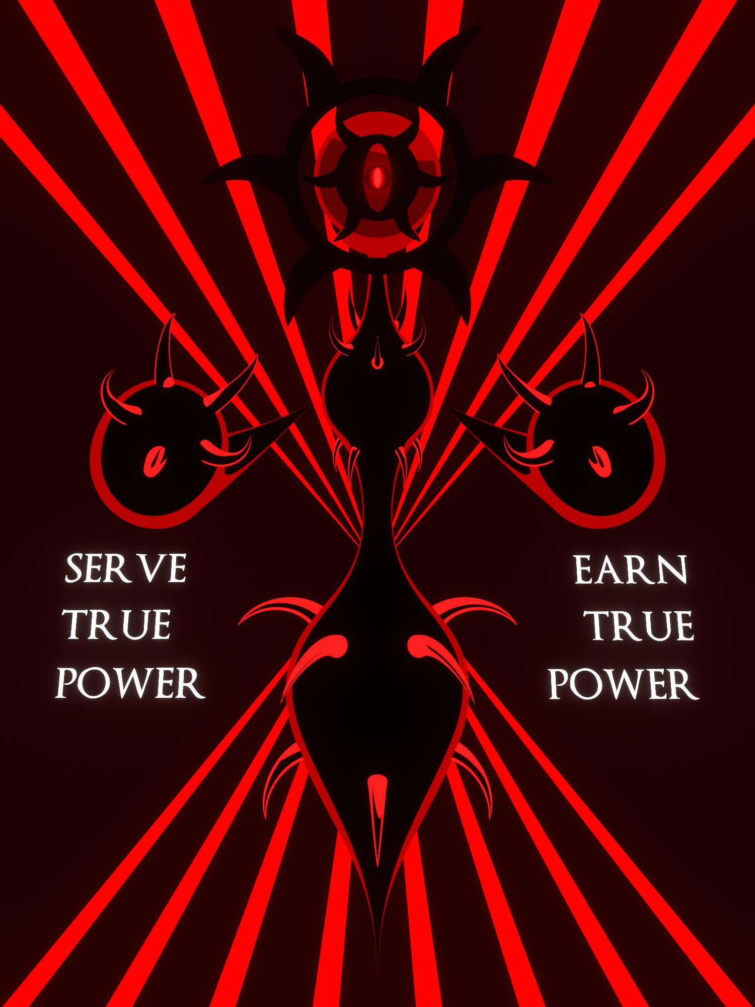 shadow queen cult poster