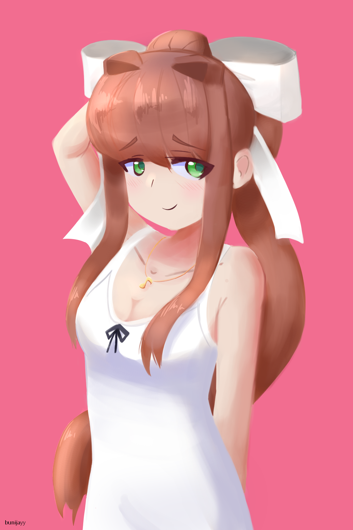 Monika Before & After