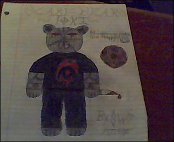 toki the bear if nightmares