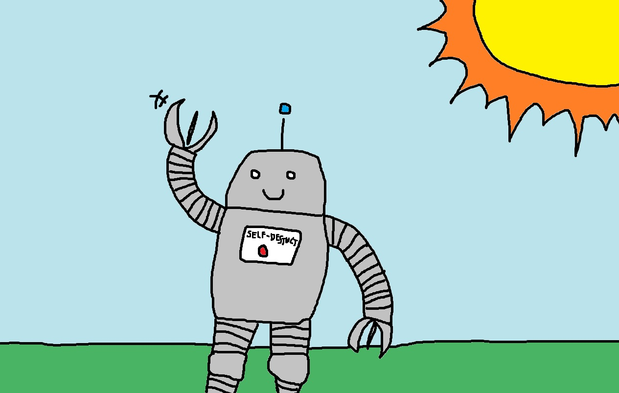 Robby the Friendly Robot