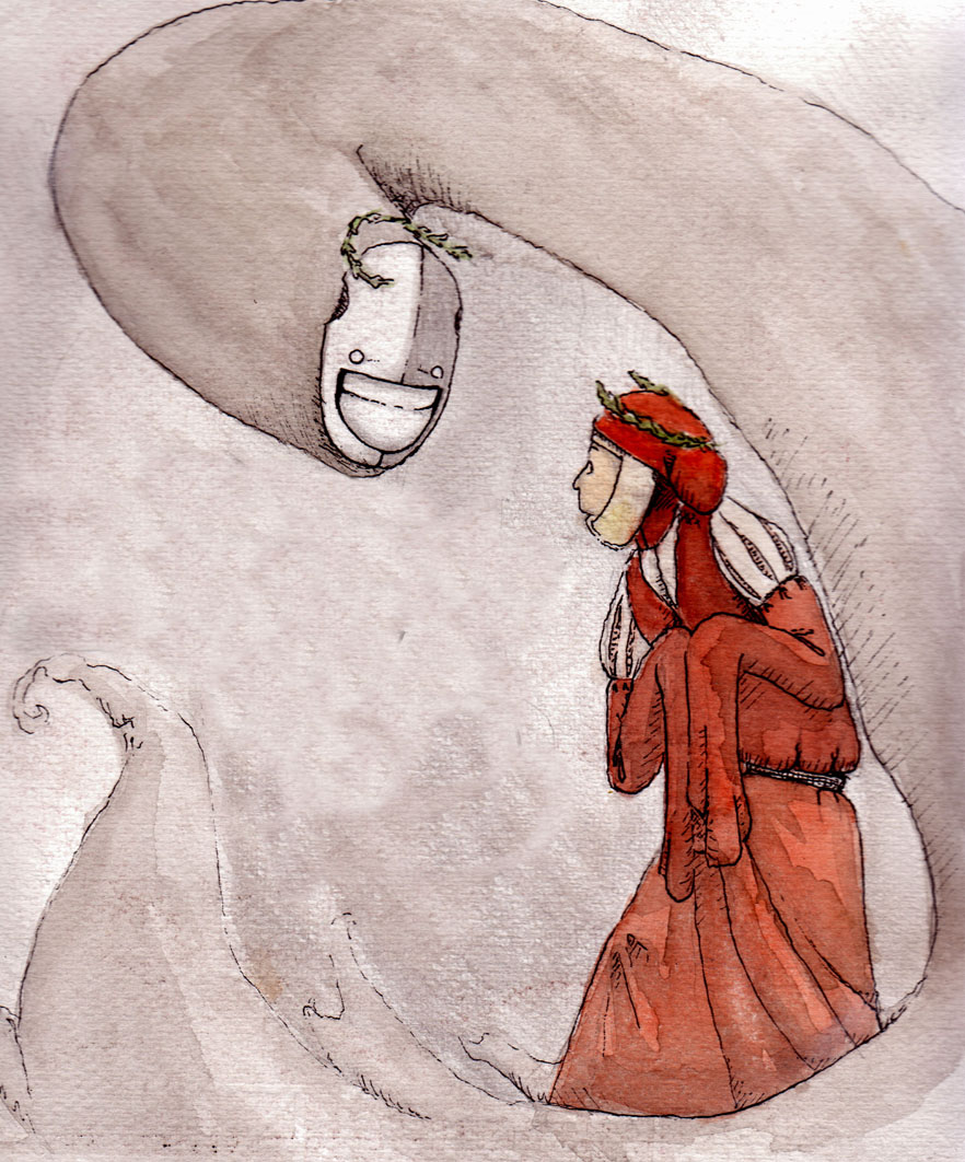 Dante and Virgilio