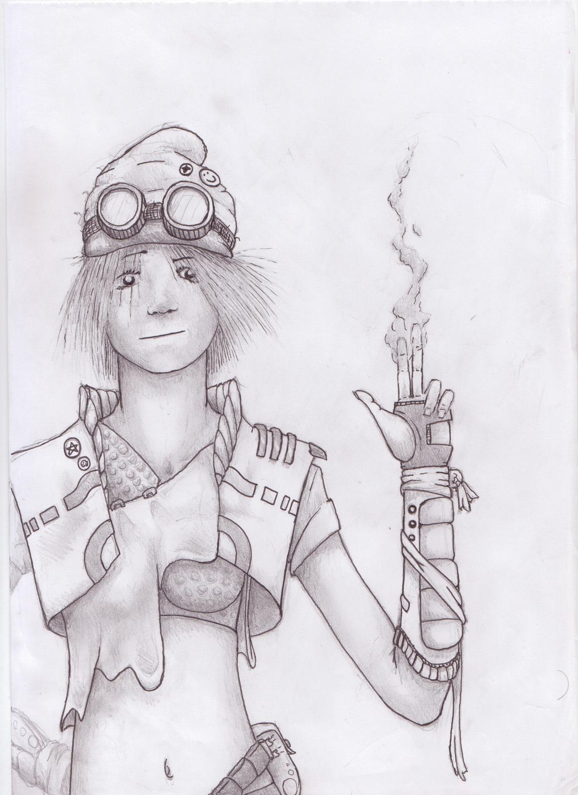 Steam-Blondefire