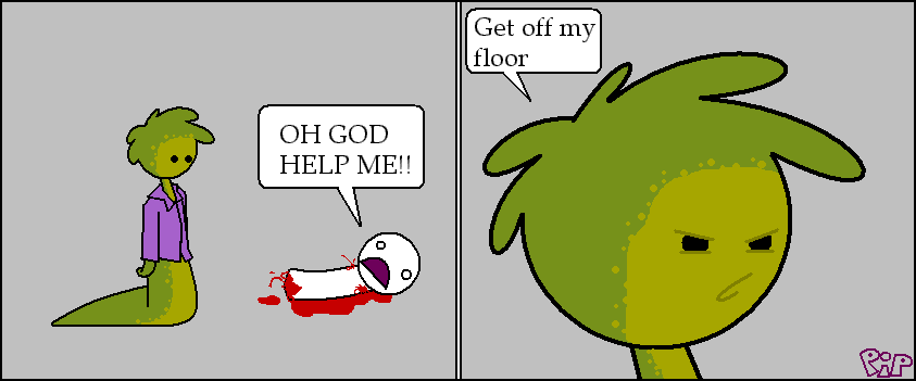 Slugs are jerks