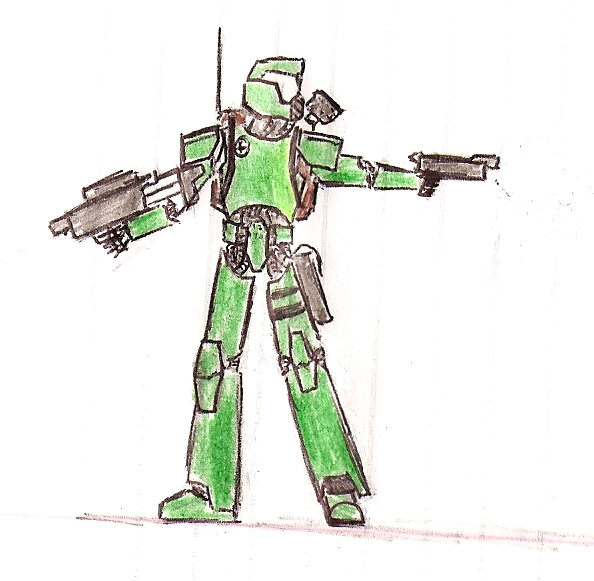 Fracture Soldier