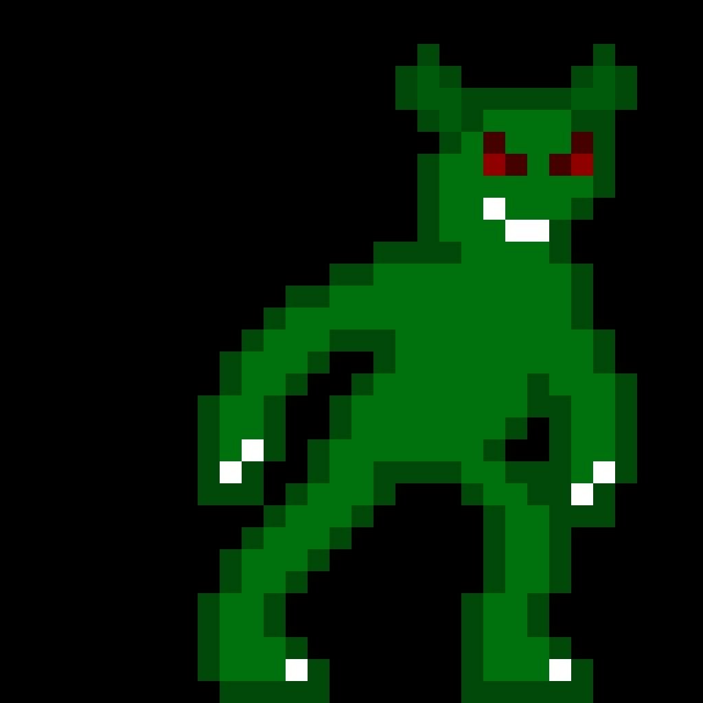 Fantasy Creatures: Greenskin