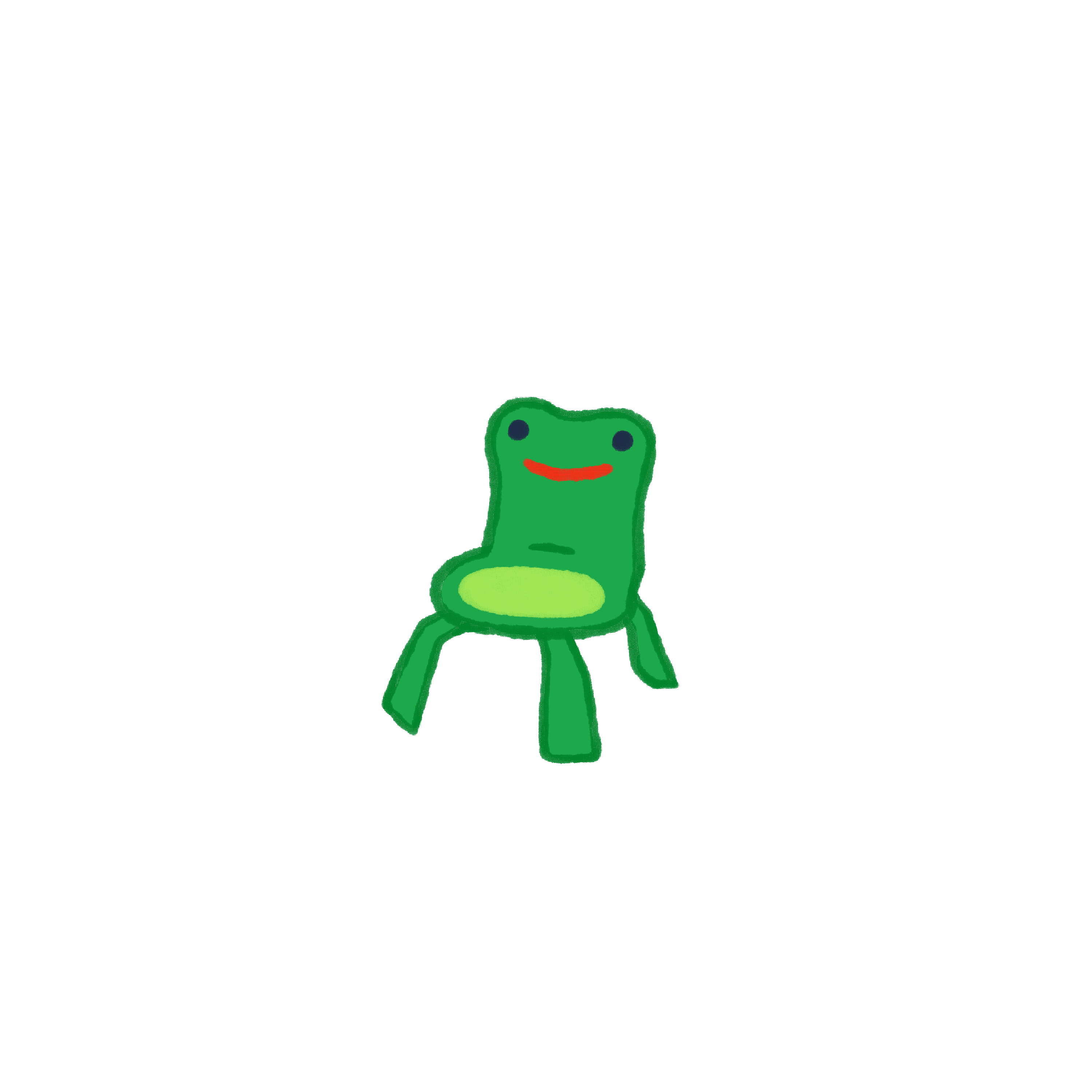 Froggy Chair By Lexissketches On Newgrounds