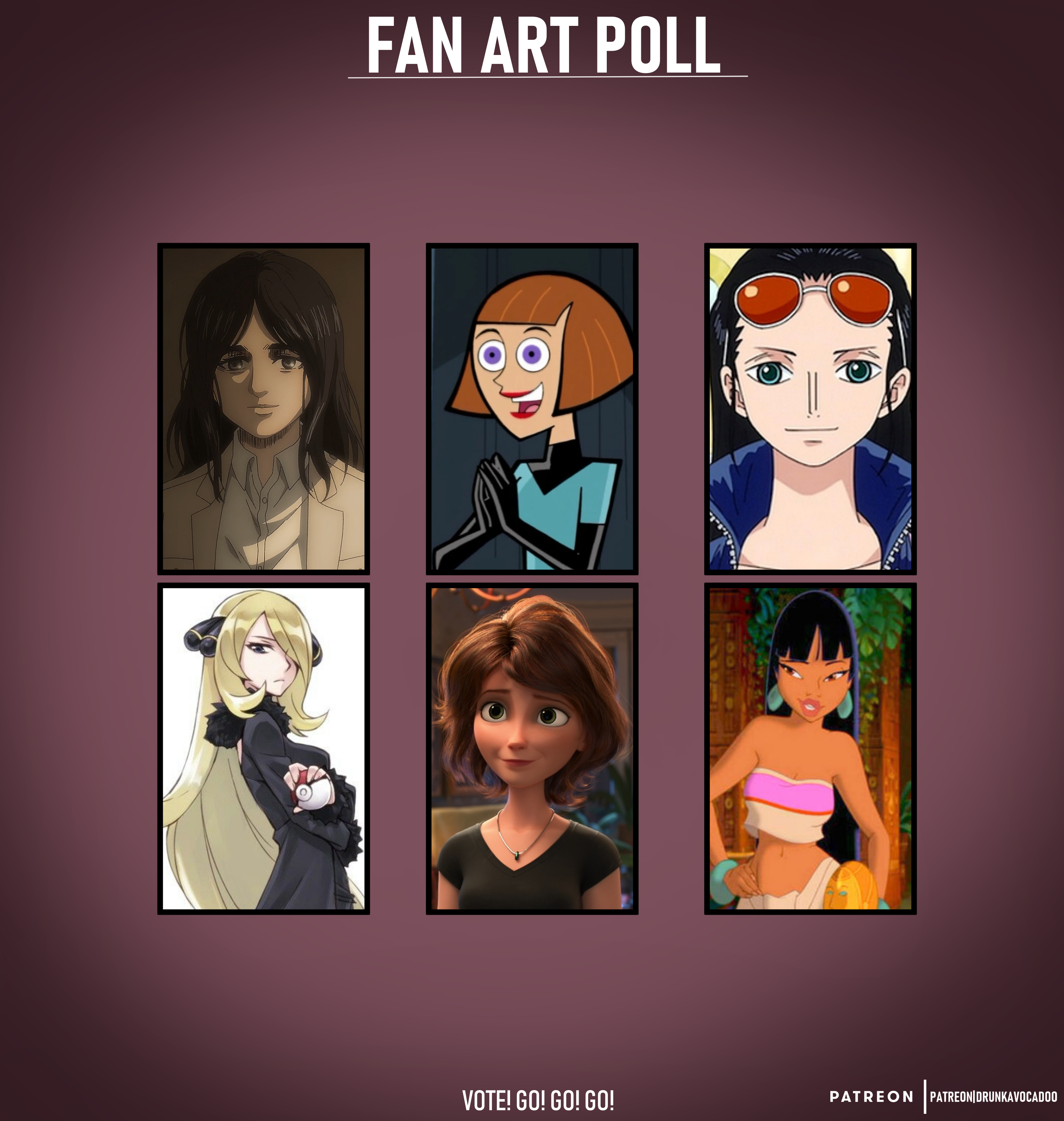 March Poll!