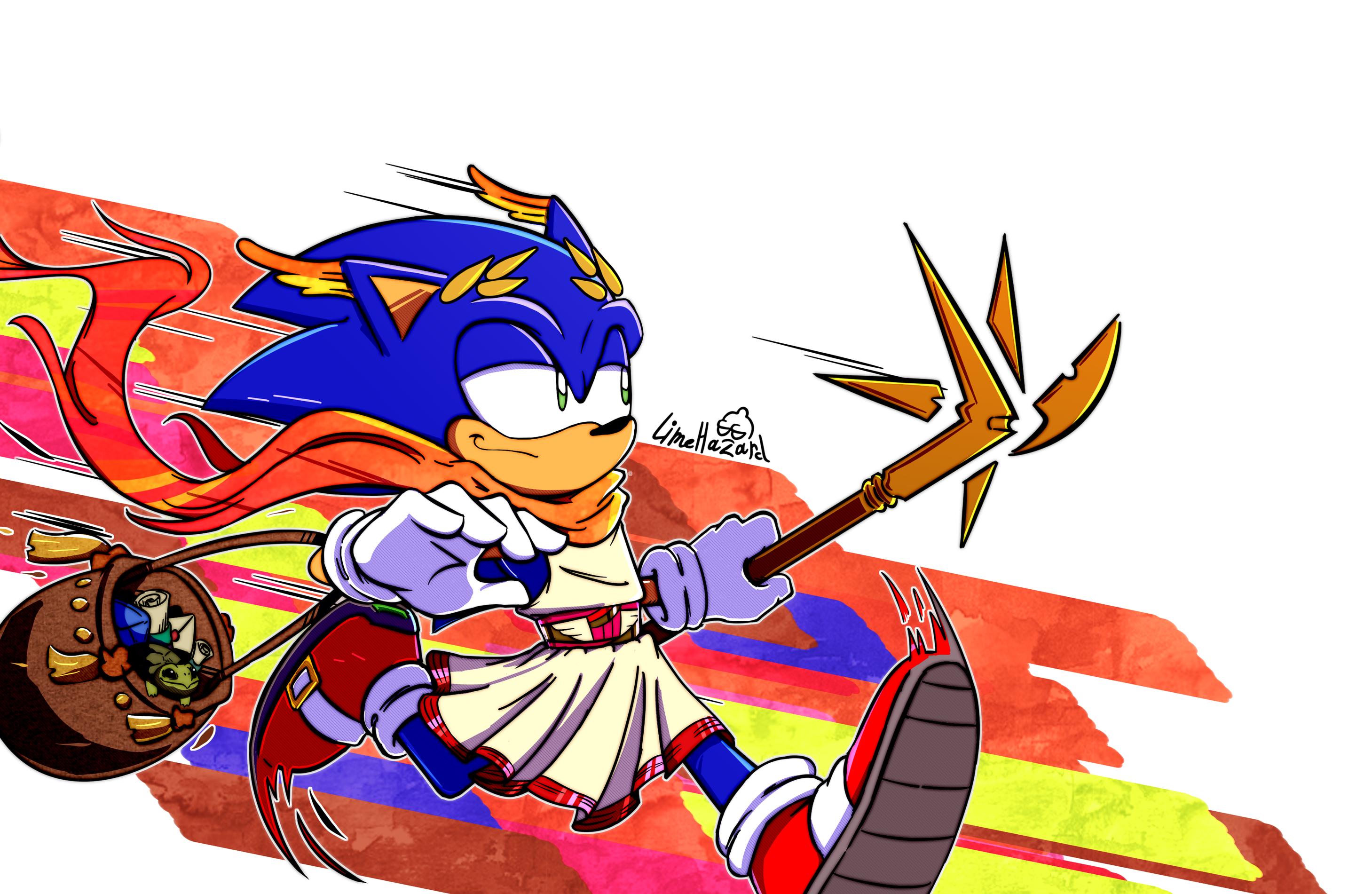Sonic Hermes