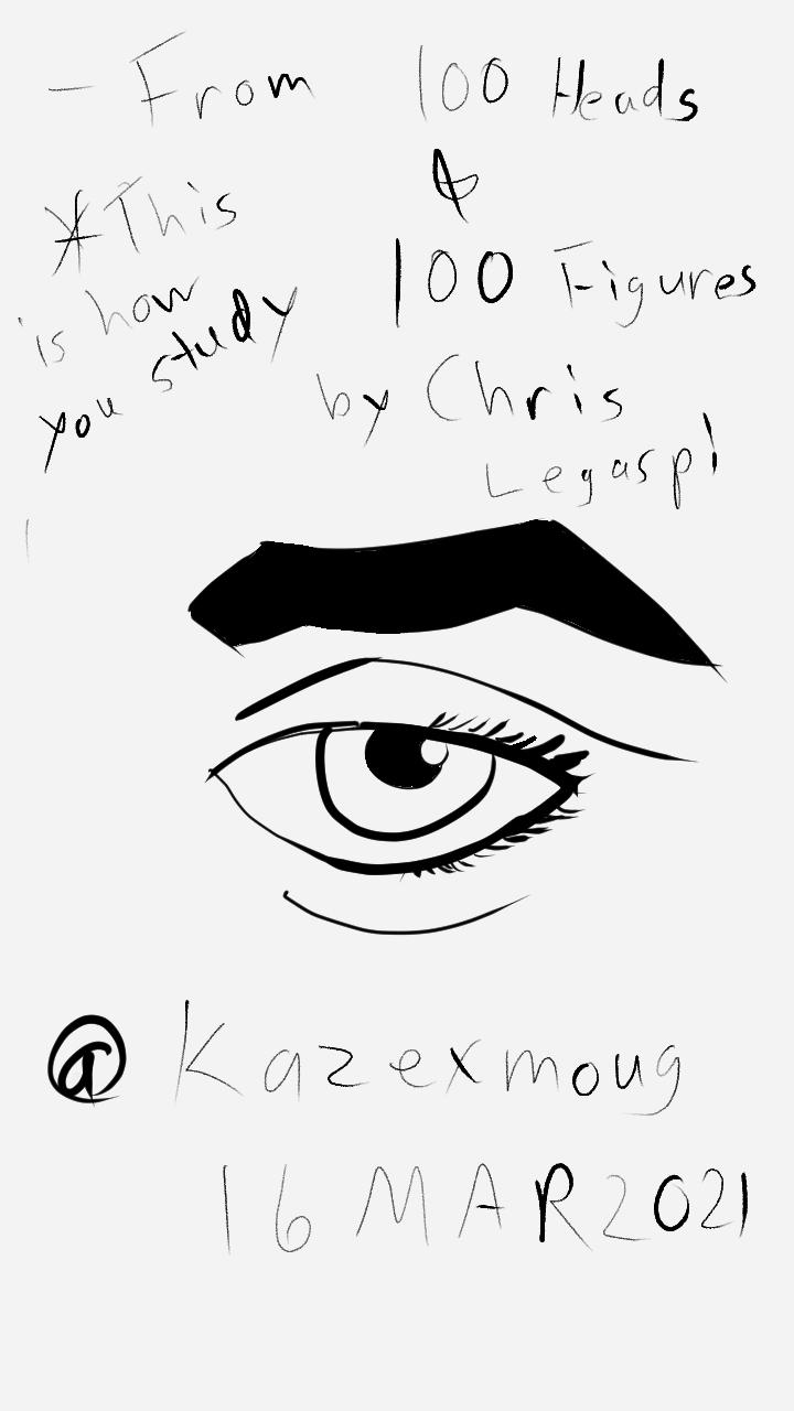 Left Eye Ink