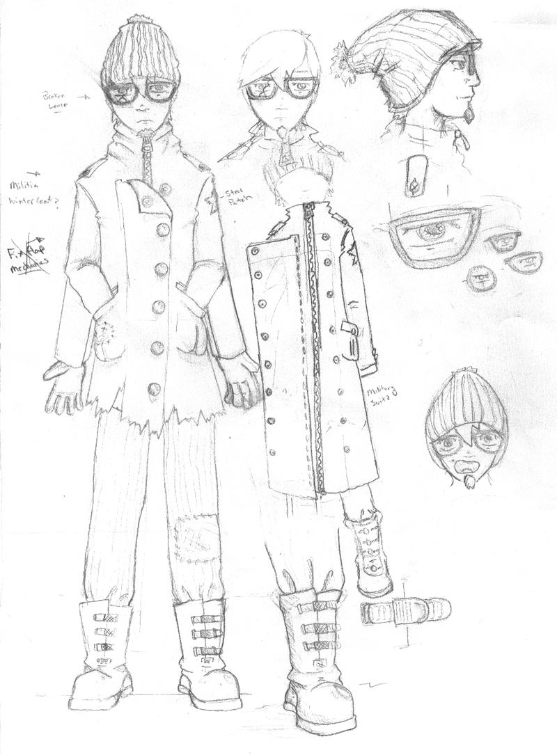 Concept Sheet: Chester
