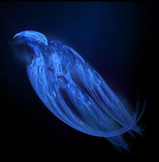 Plasma Bird
