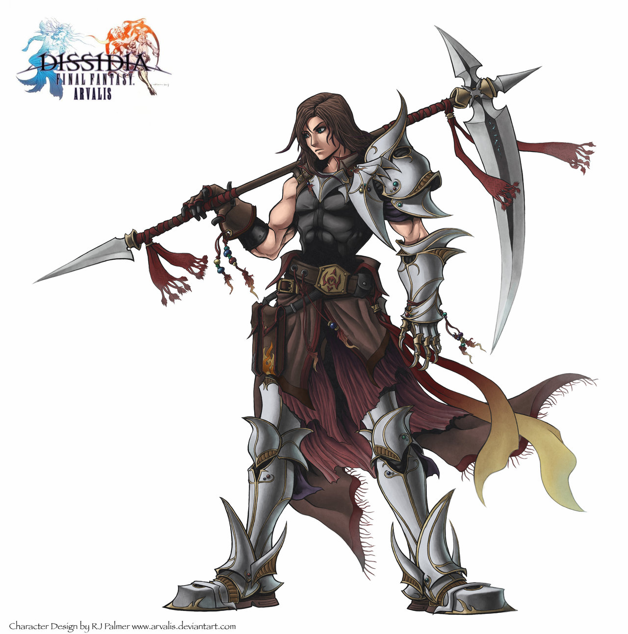 Dissidia Final Fantasy-Arvalis