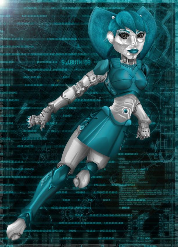 XJ9 - Teenage Robot
