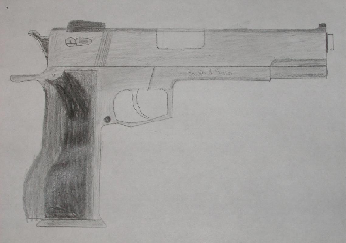 Random pistol