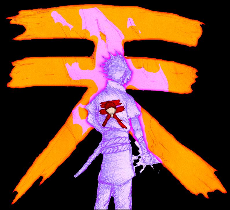 Dark Hadou Sasuke