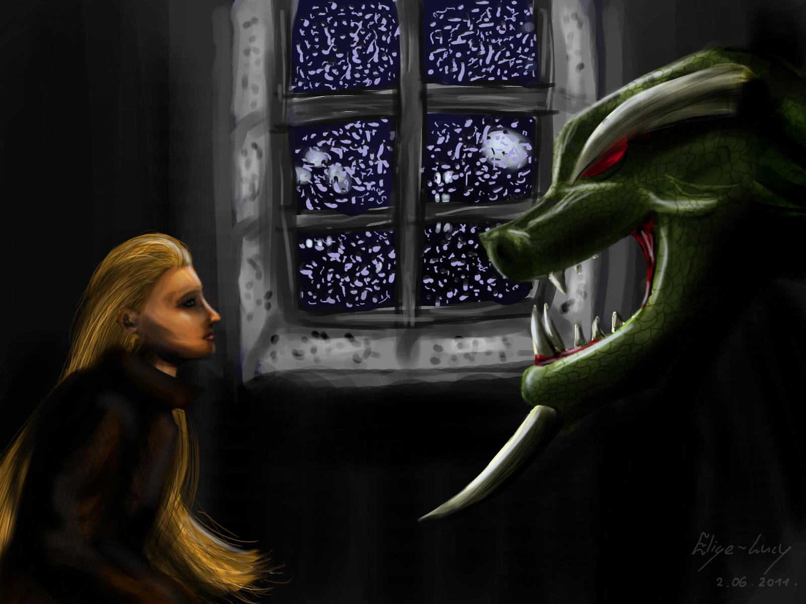 Serpent Night