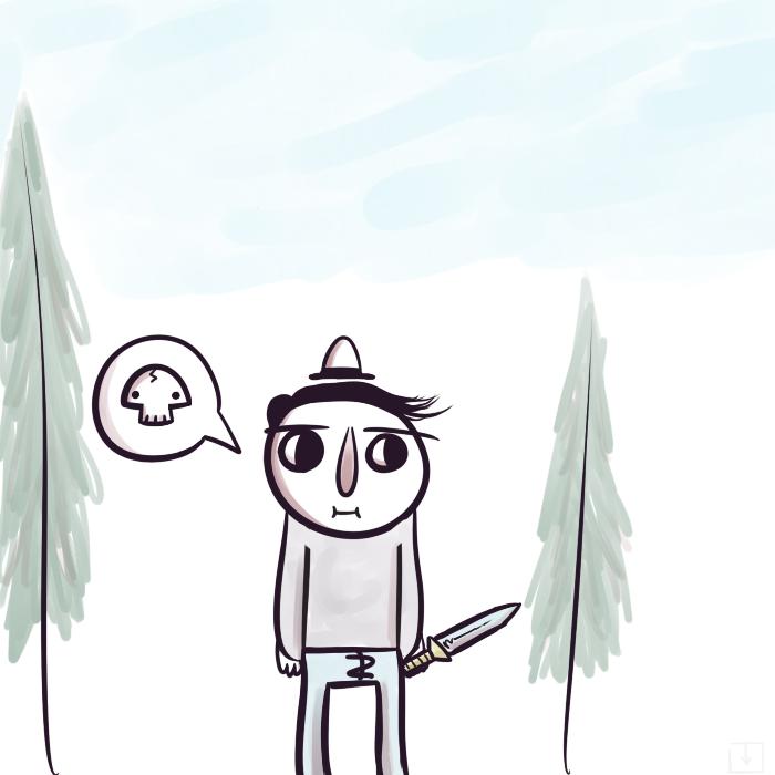 Adventure Calls