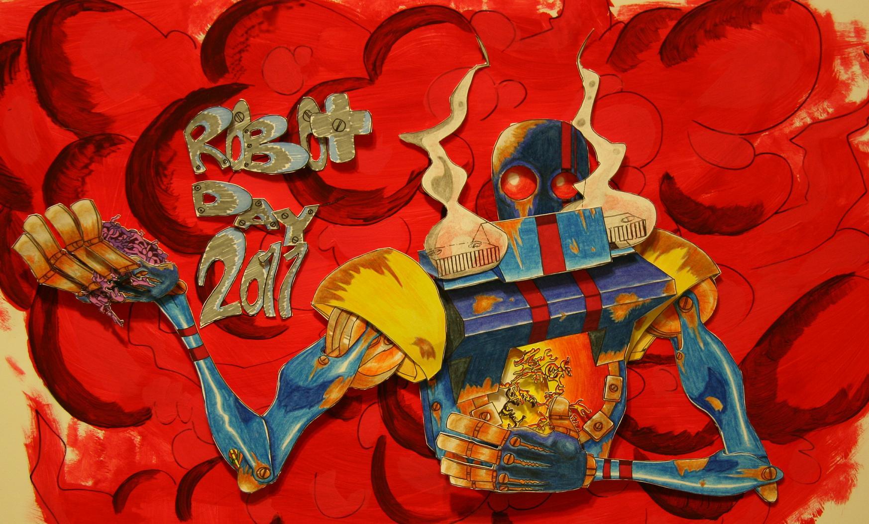 2D/3D Robot Day 2011