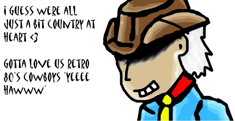 80's cowboi