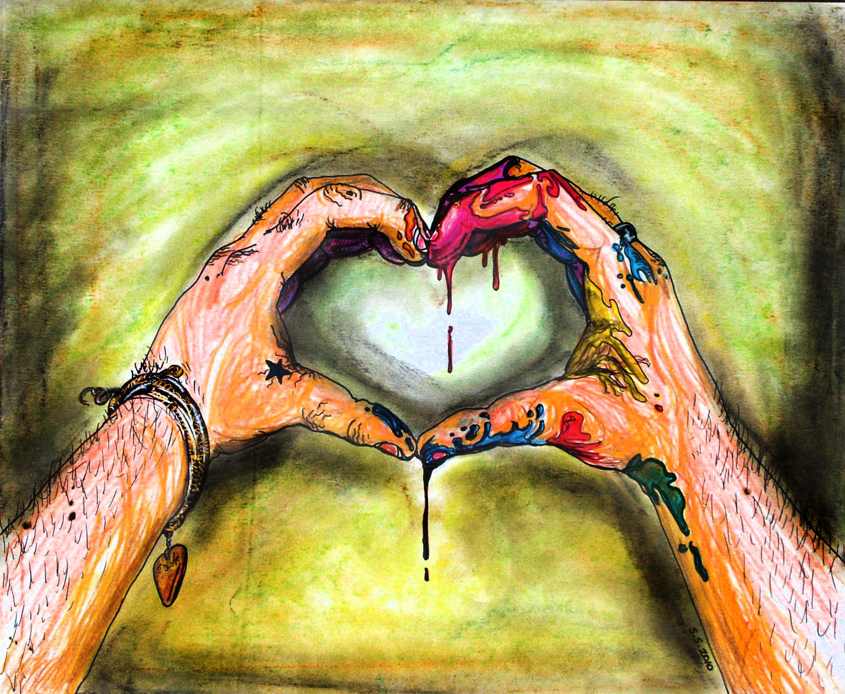 Music + Art = Love by Schteeve on Newgrounds
