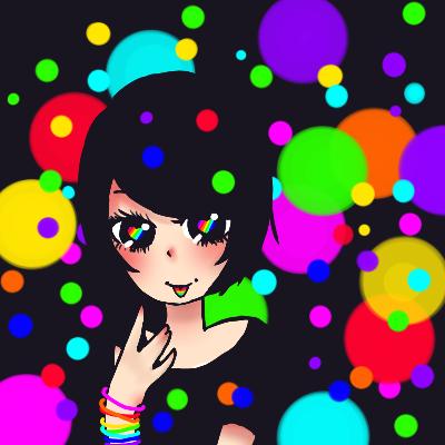 Just rainbows!
