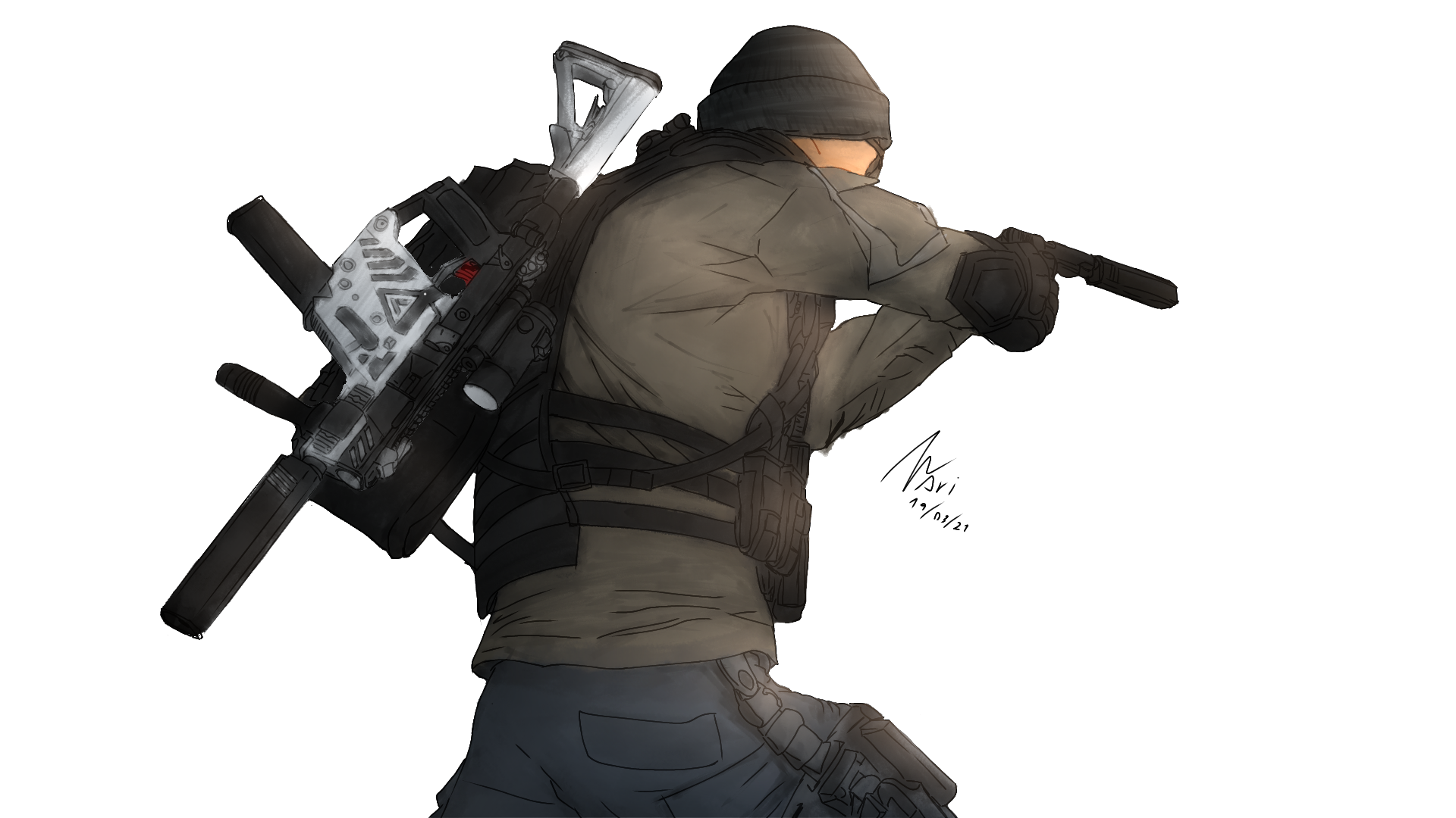 Some operator I guess
