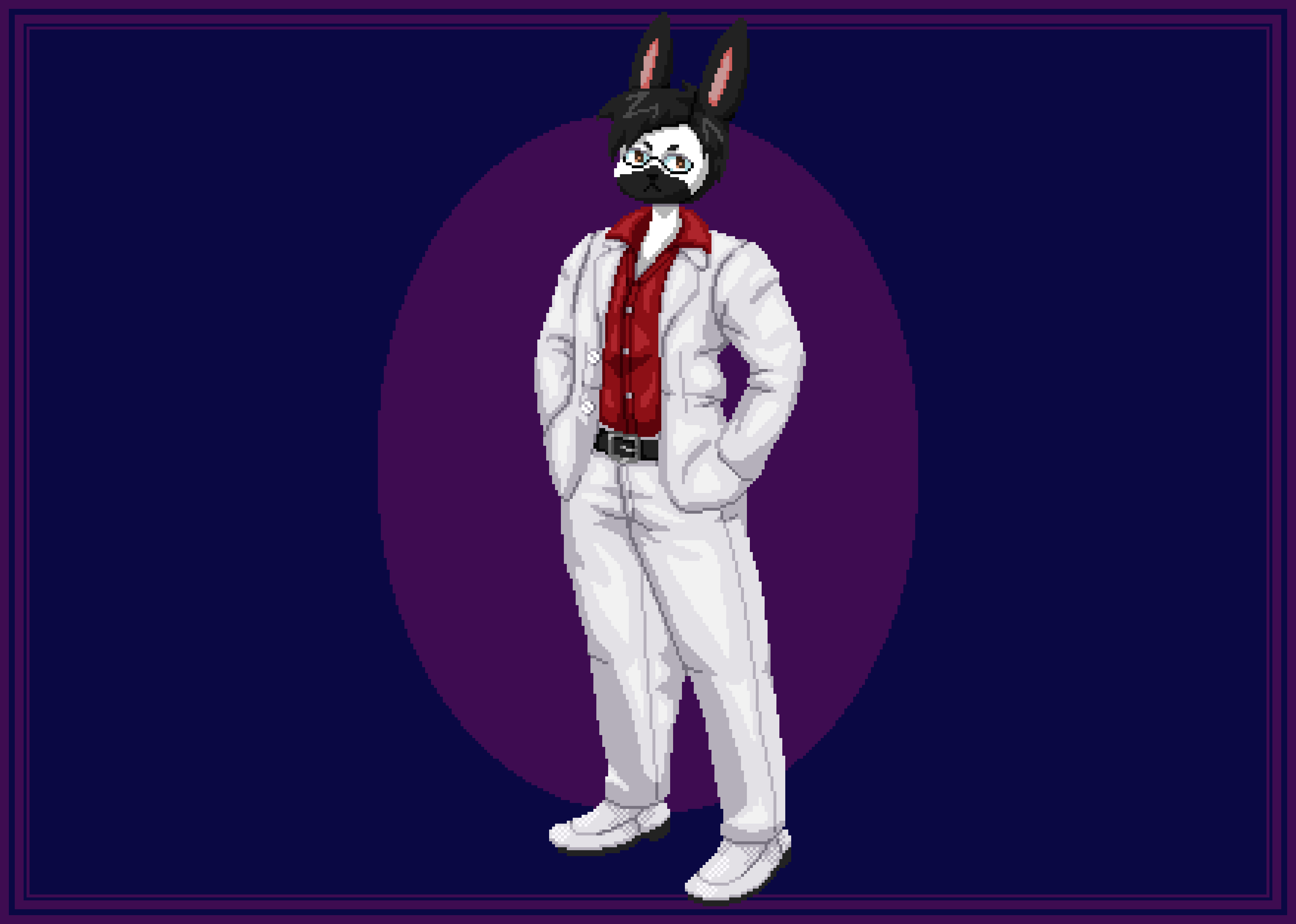(COMM) Yakuza Bunny