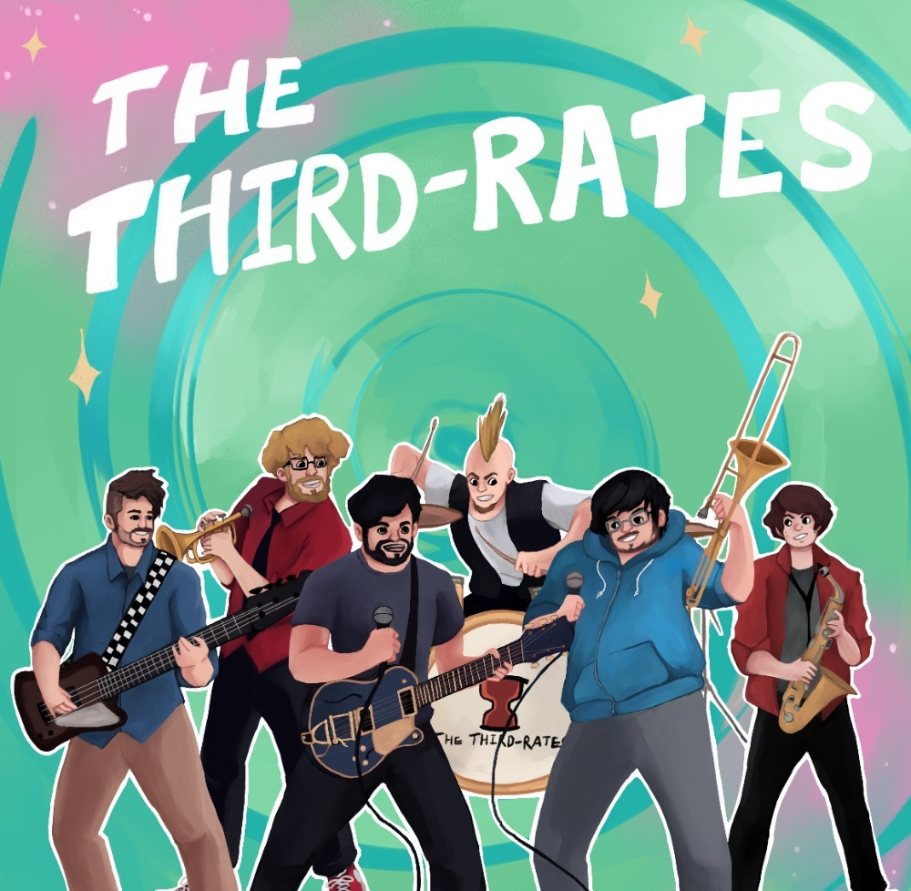 The Third-Rates Band Portrait