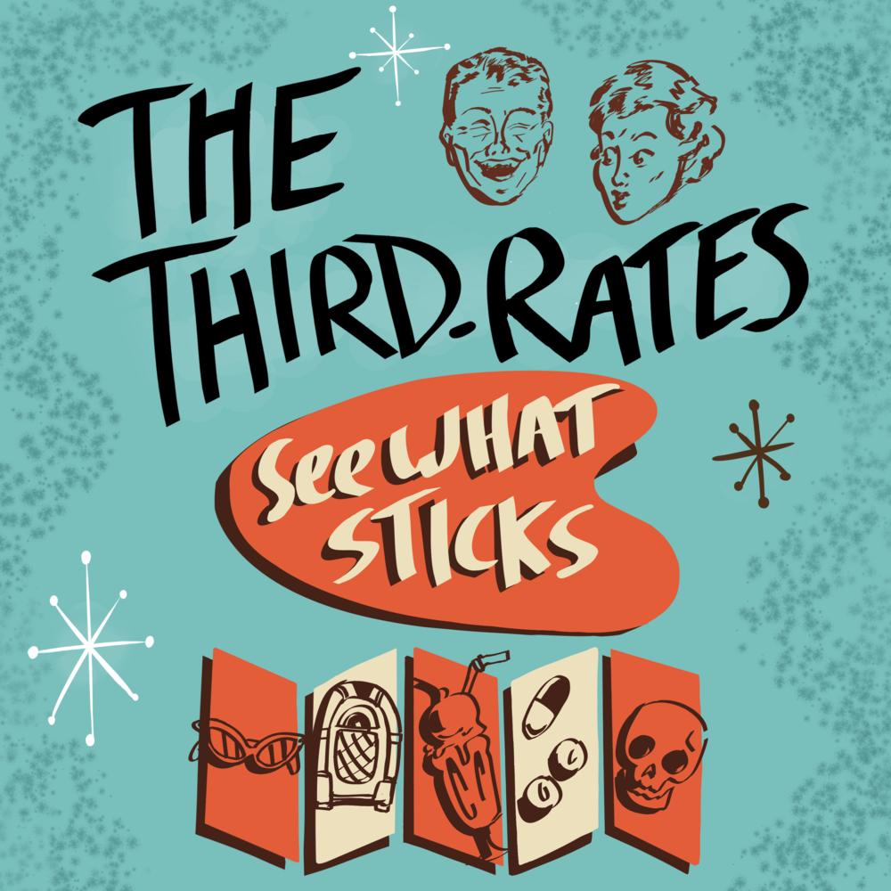 The Third-Rates Album Art