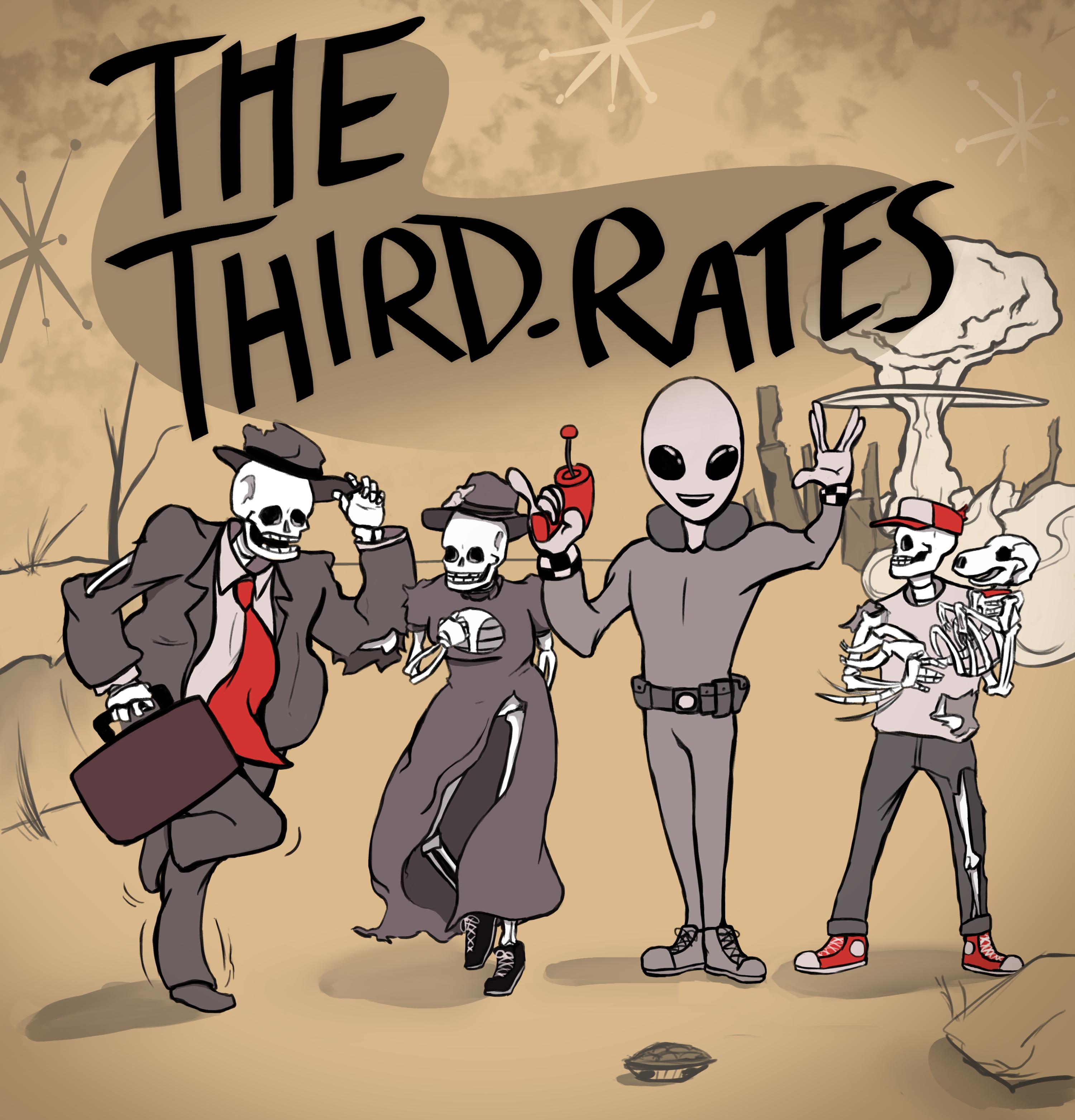 The Third-Rates Art