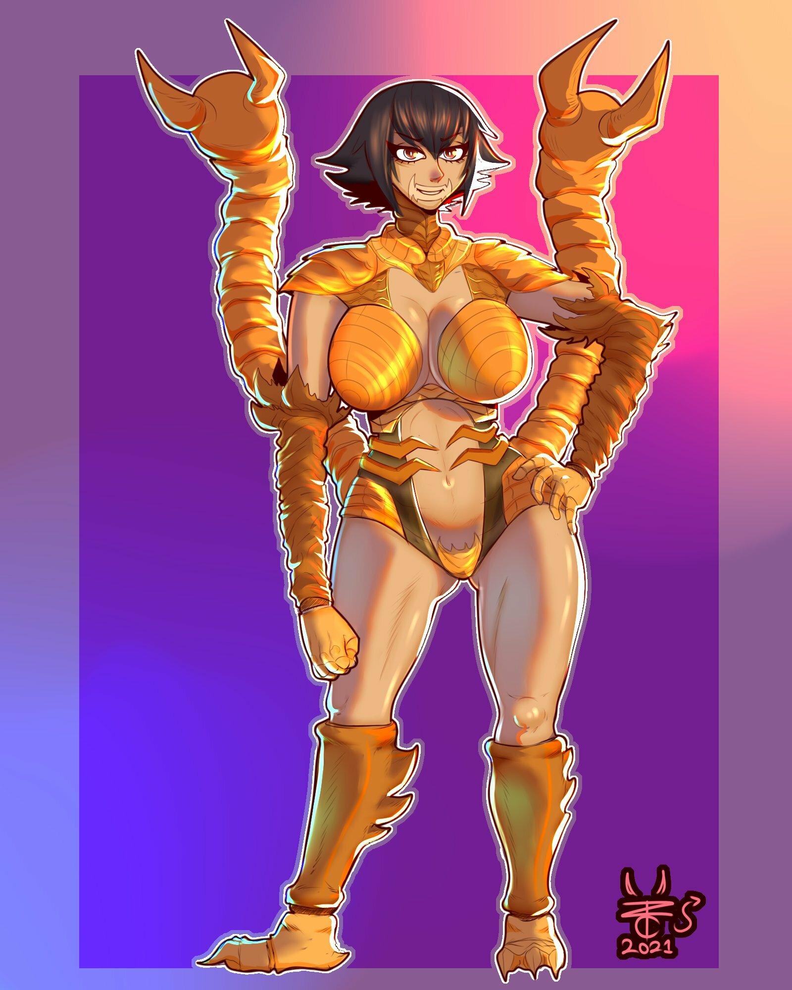 Scorpion OC