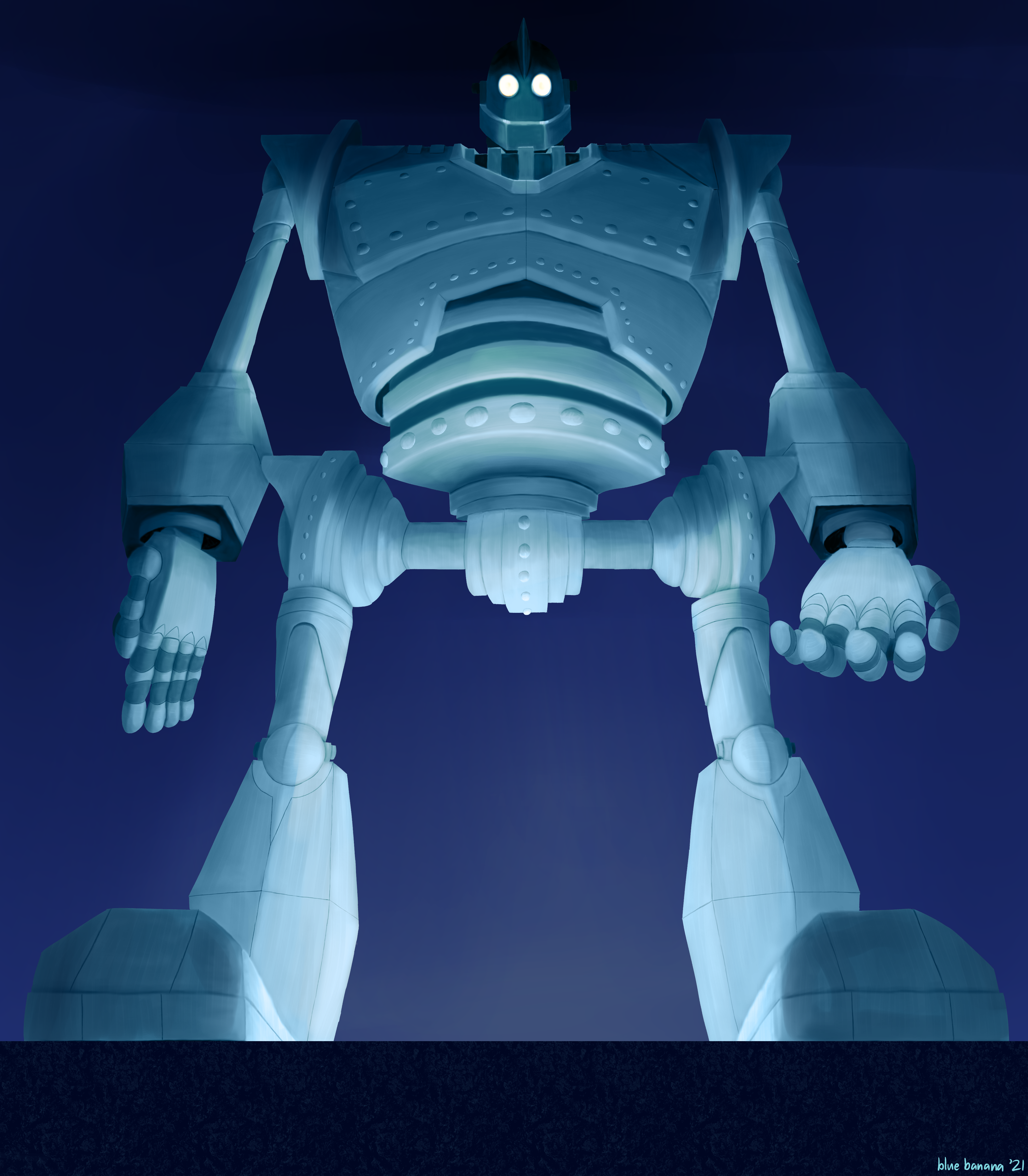 Towering Giant