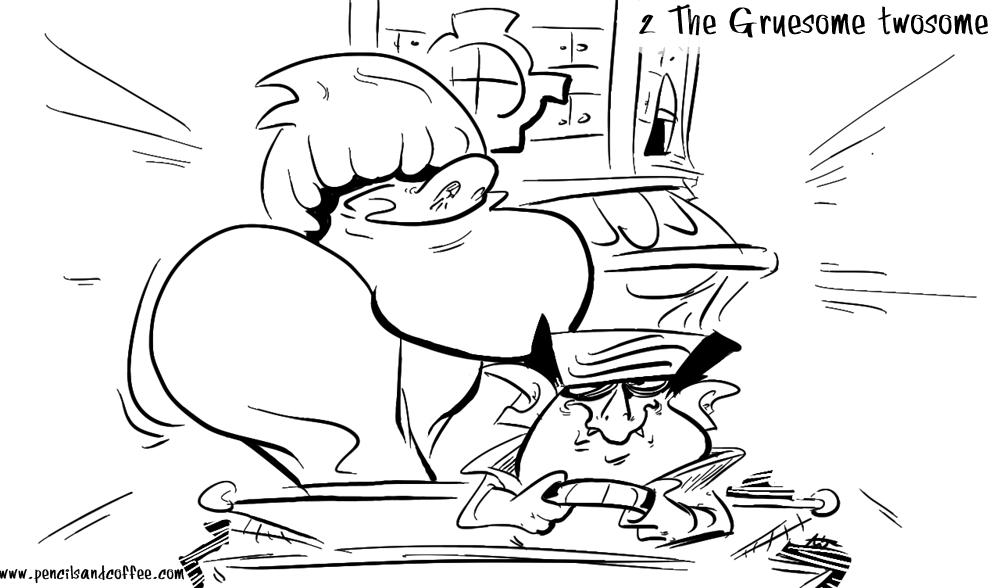 Gruesome Twosome