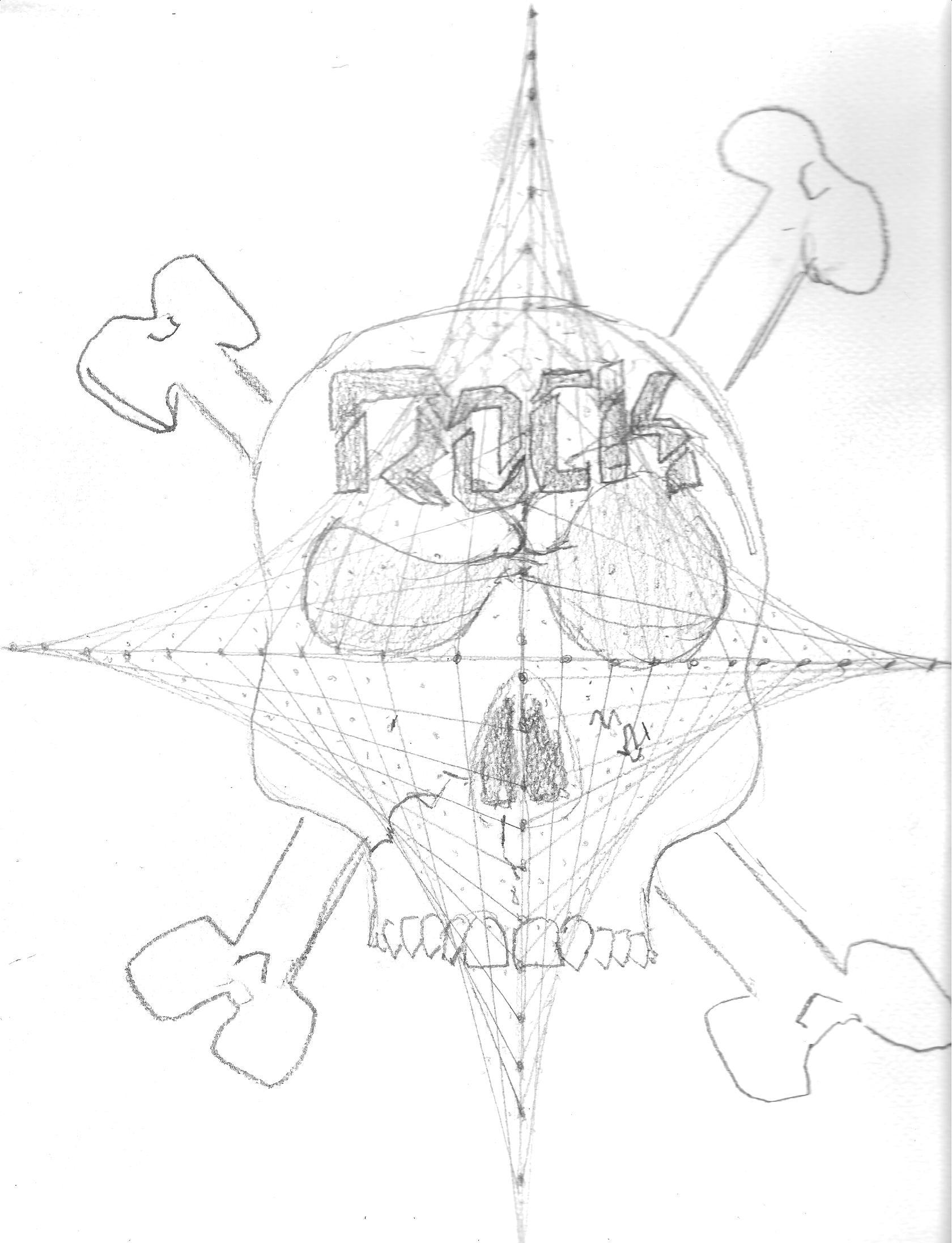 Rockin Skull!